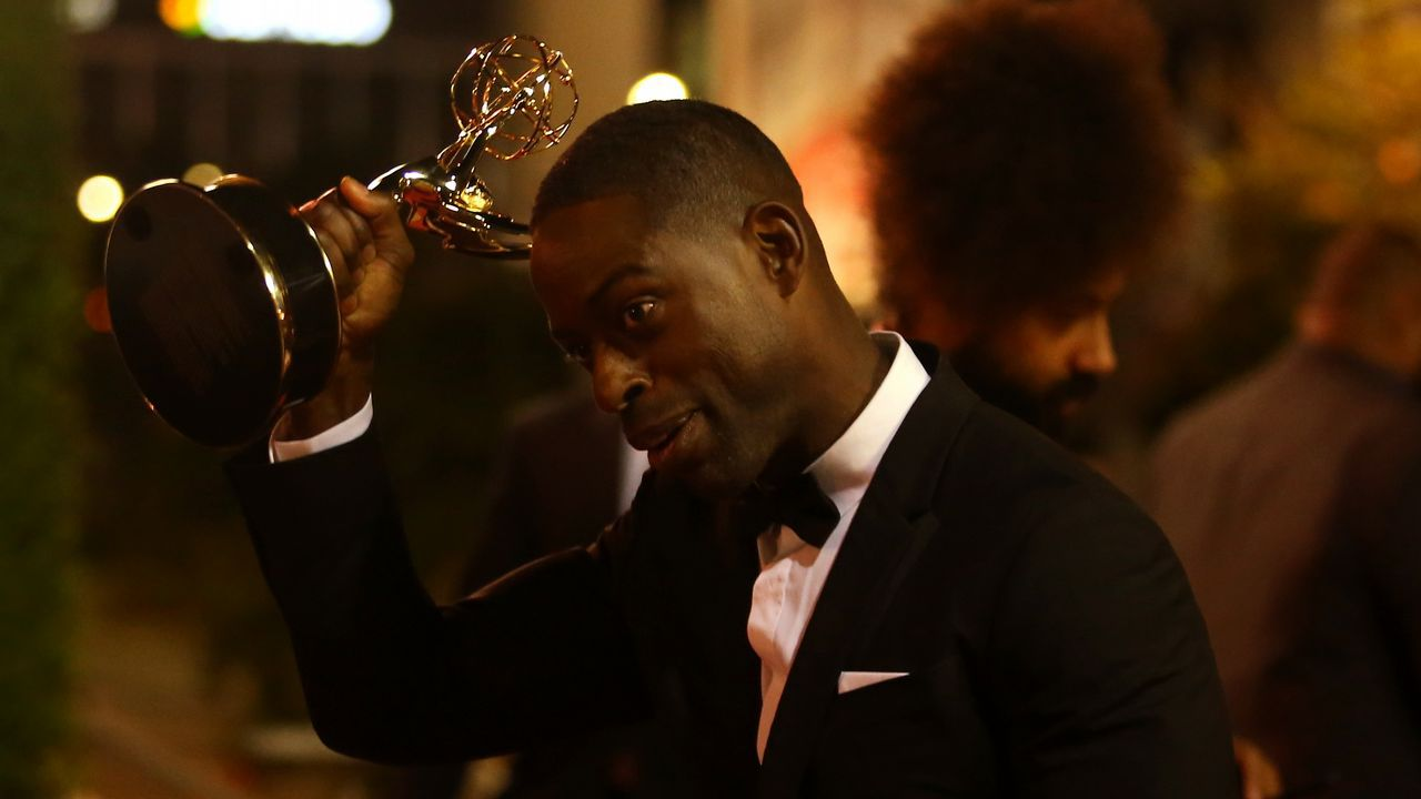 .Sterling K. Brown