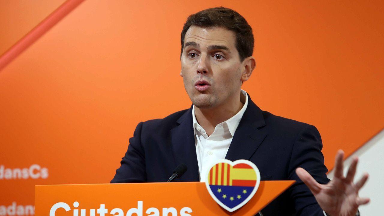 Rivera: «Restablecerá la convivencia y dará seguridad a la economía»