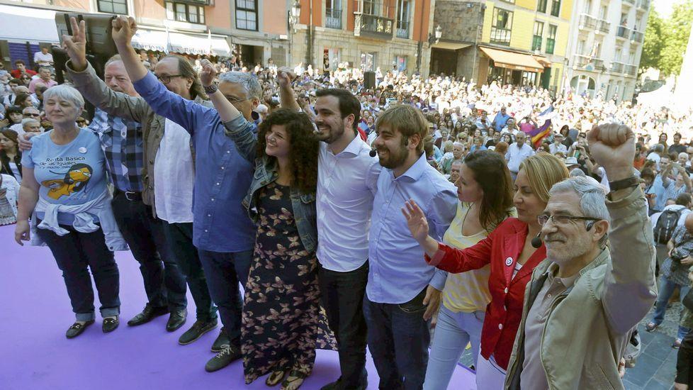 Candidatos de andar por casa.Los ocho diputados asturianos