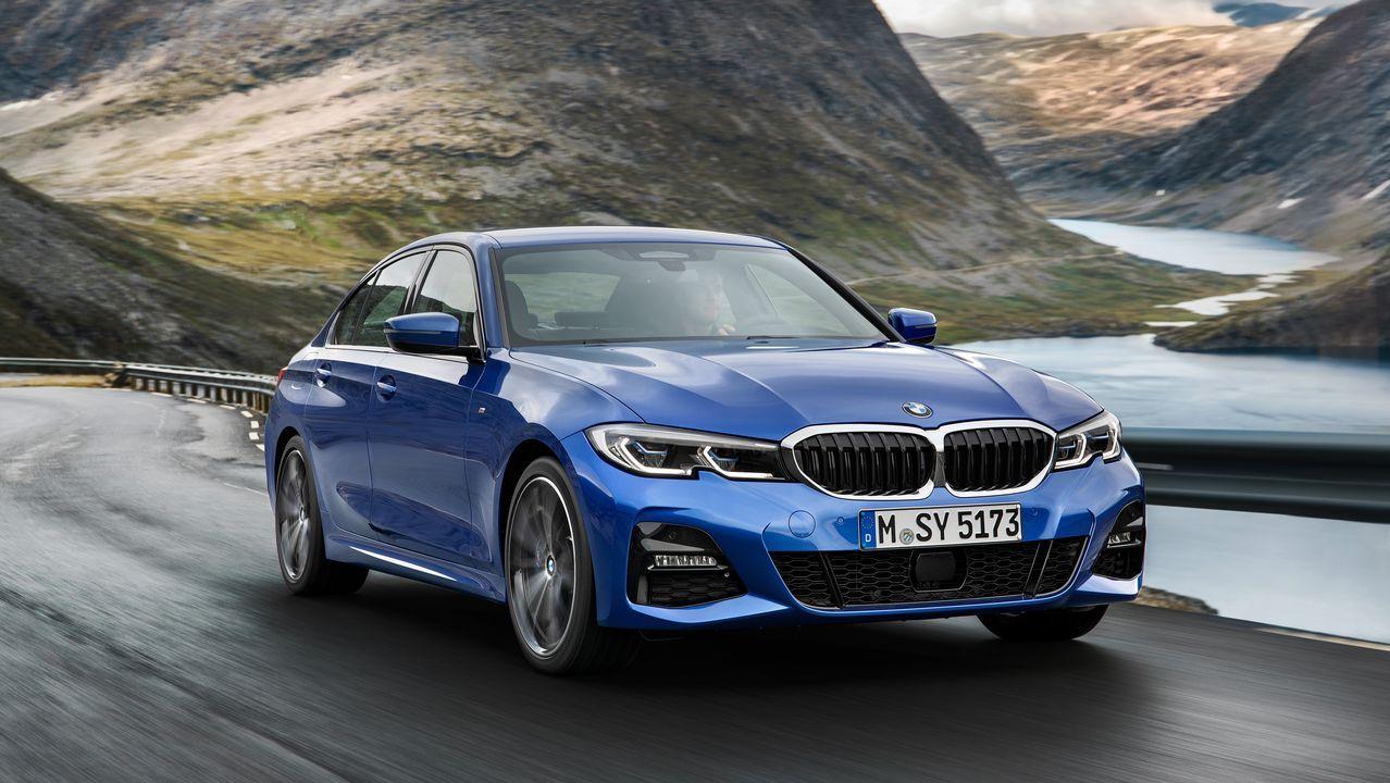 La nueva berlina de BMW