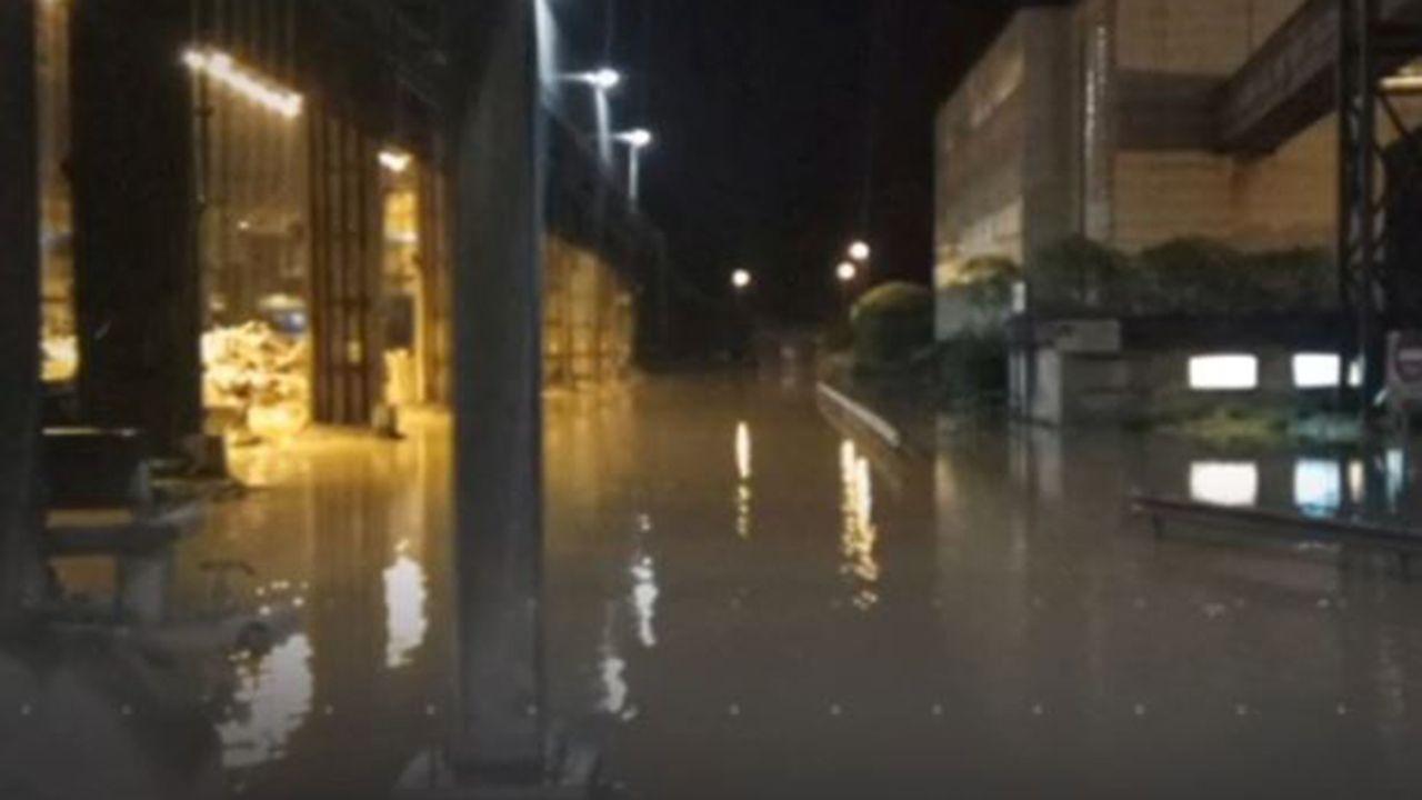 Inundaciones en Arcelor