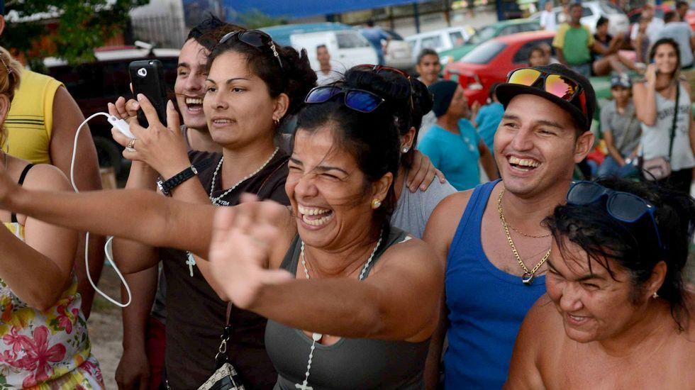 La tierra vuelve a temblar en Ecuador.Cubanos migrantes en Costa Rica