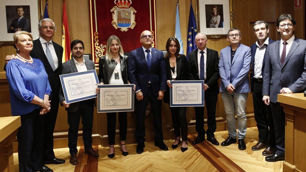 Chan y Pace, investidos honoris causa