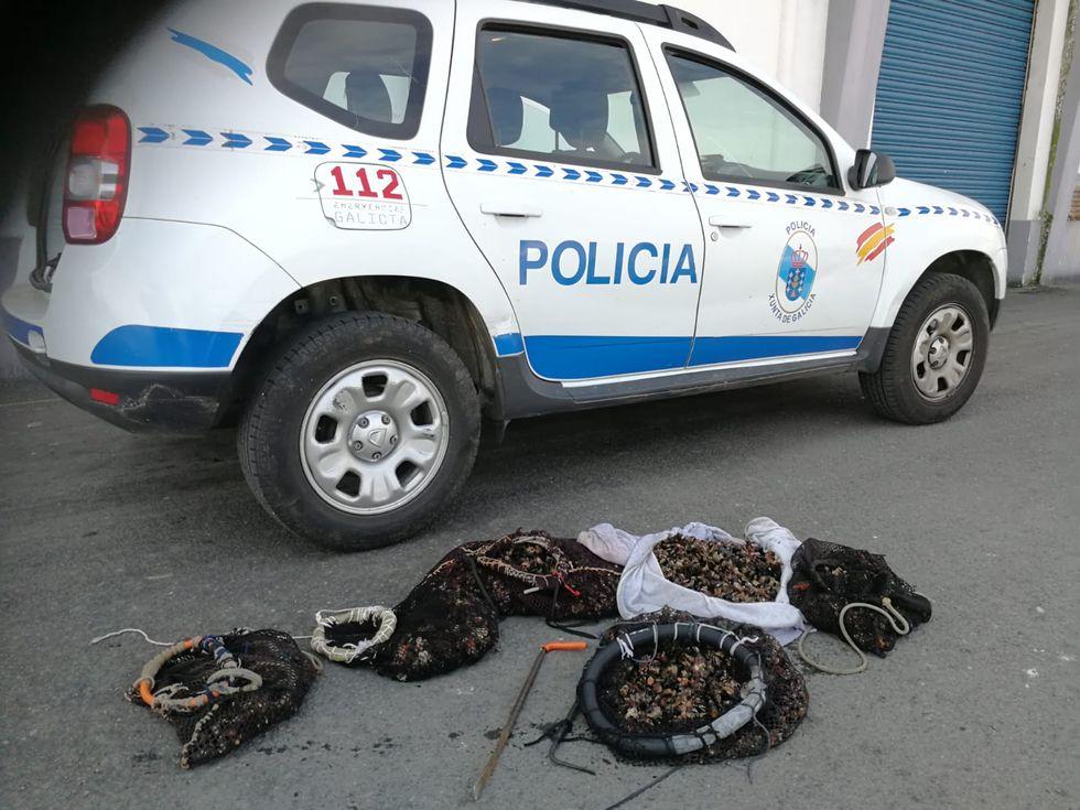 Atraque buque quimiquero.Accidente en el paseo marítimo de A Coruña