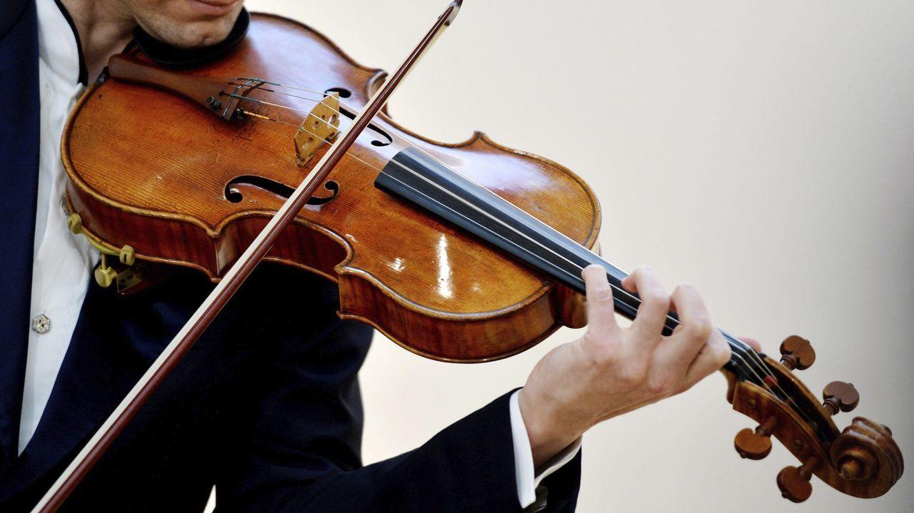 .El precio de un Stradivarius supera el millón de euros