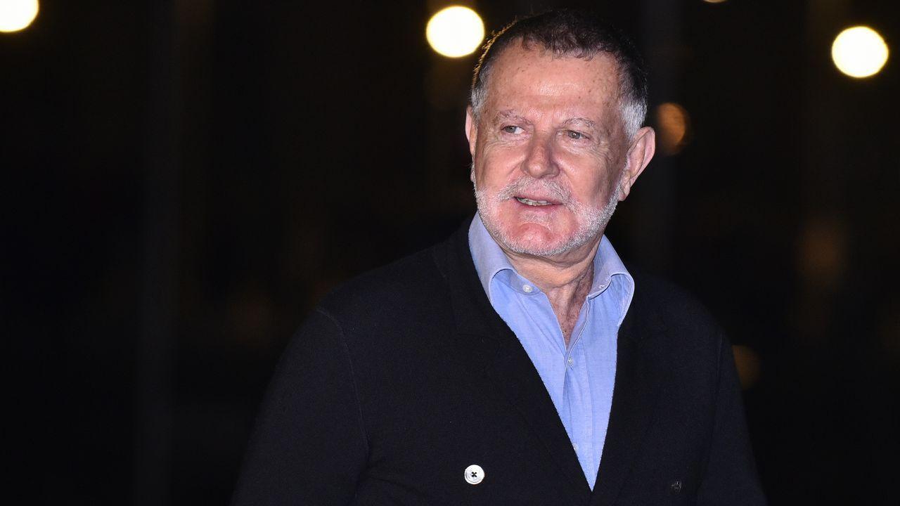 Pascua Ortega,  es un famoso interiorista, y padrino de Carlos Torretta