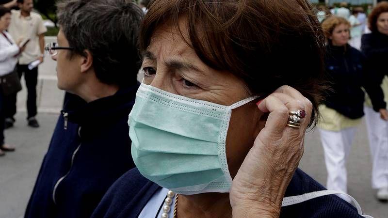 La crisis del ébola, en imágenes.El papa Francisco, Malala y Snowden