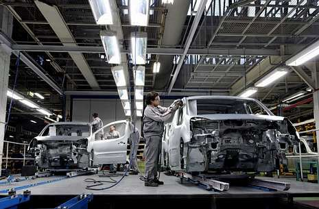 .La factoría viguesa de PSA Peugeot Citroën ensambla, entre otros modelos, la nueva gama económica.