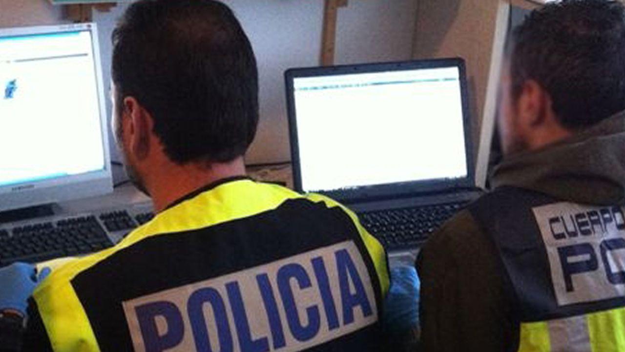 Un detenido en Galicia en una operación contra la pornografía infantil