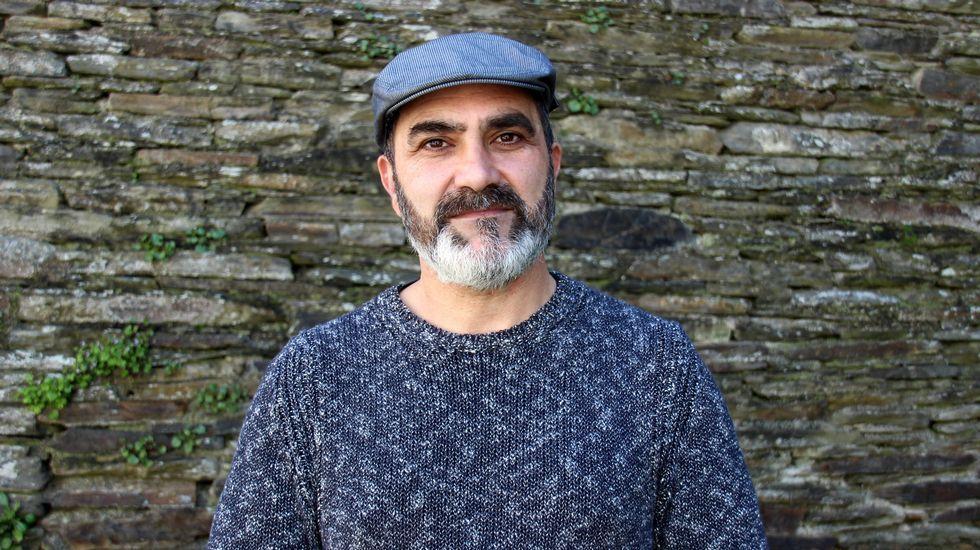 Xosé Antón Ledo es el aspirante a la alcaldía de Taboada por el BNG