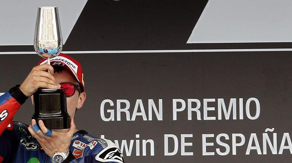 El Gran Premio de Jerez, en imágenes.