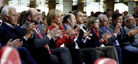 El discurso íntegro de la abdicación del rey Juan Carlos.El PSOE celebró ayer su principal acto electoral a las europeas y quiso acallar las divisiones internas.