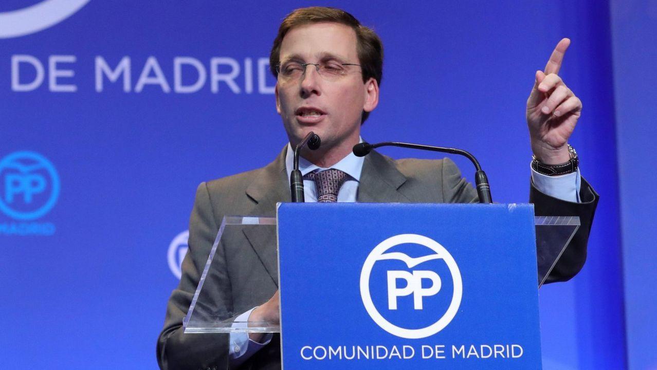 candidatos.J. L. Martínez- Almeida. Madrid. Abogado del Estado de 44 años. Leal a Casado y un buen discurso, aunque quizá cojee algo con la imagen.