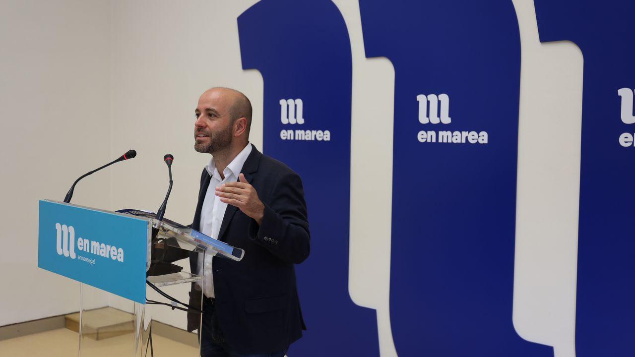 Luís Villares pide de nuevo la dimisión de la valedora do pobo