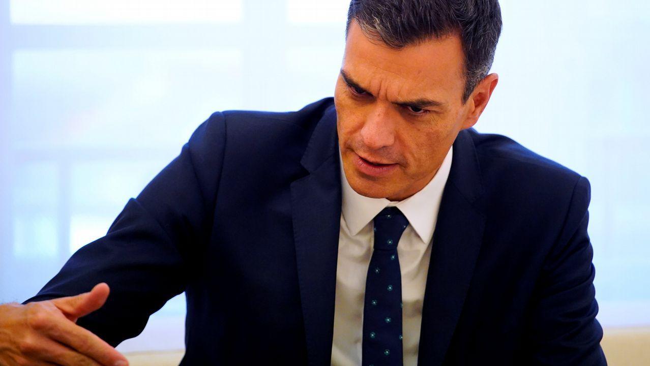 ¿Está zanjada la crisis de la tesis?.Portada de la tesis doctoral de Pedro Sánchez