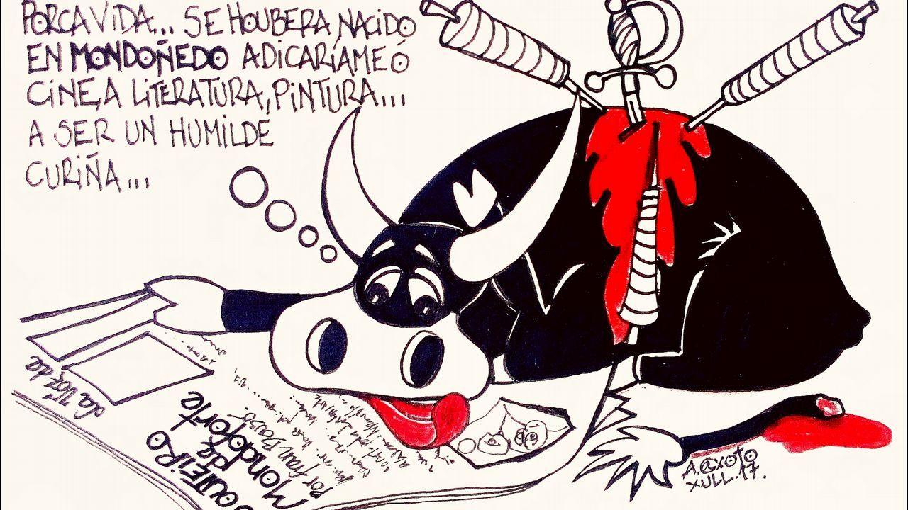A Coruña vuelve a los años 20 para el rodaje de «La sombra de la ley».Jorge Martínez, líder de Ilegales