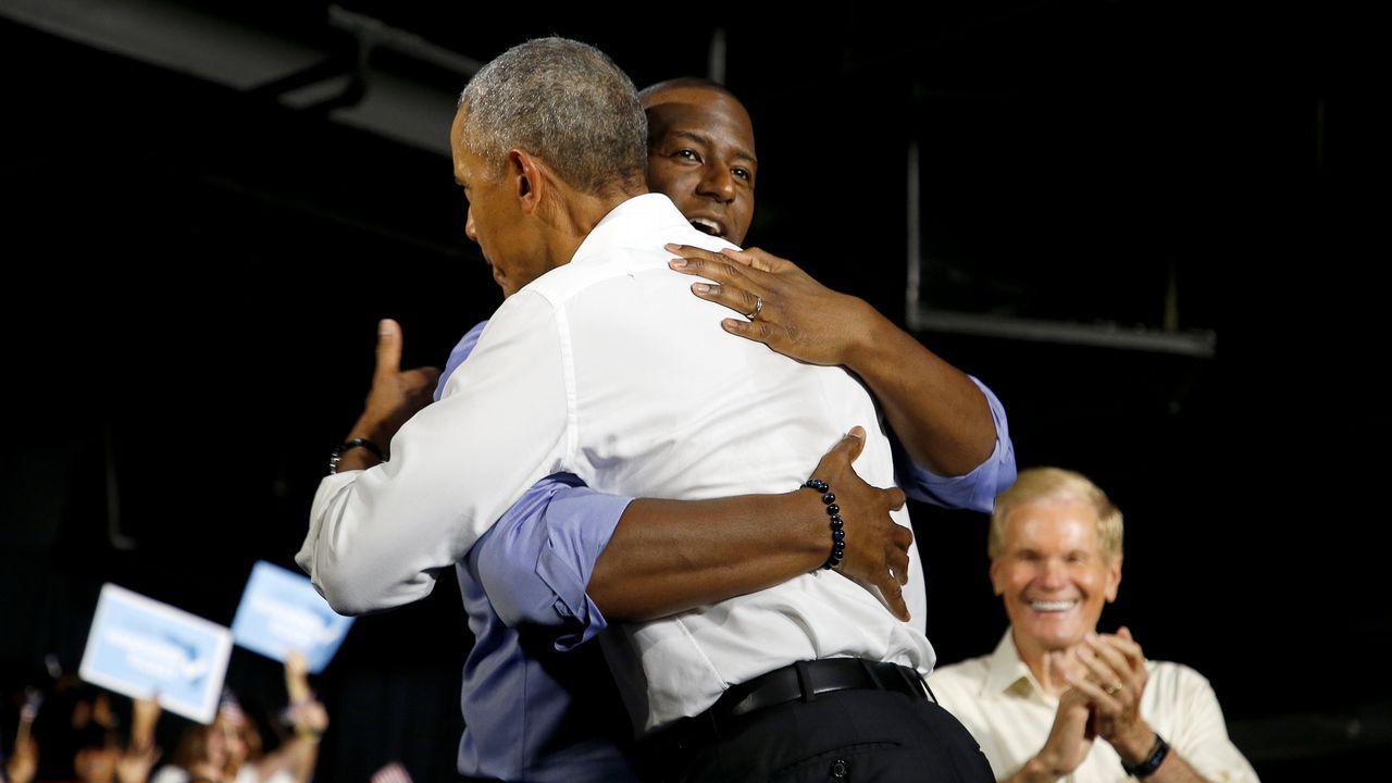 Las elecciones de medio mandato de EE.UU., en imágenes