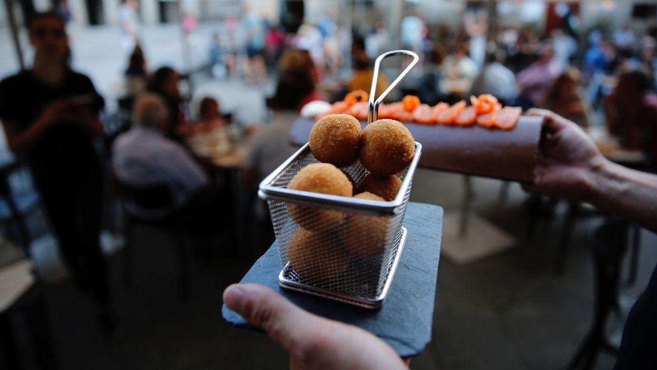 Los táperes de comida de la aplicación de Linkinfood