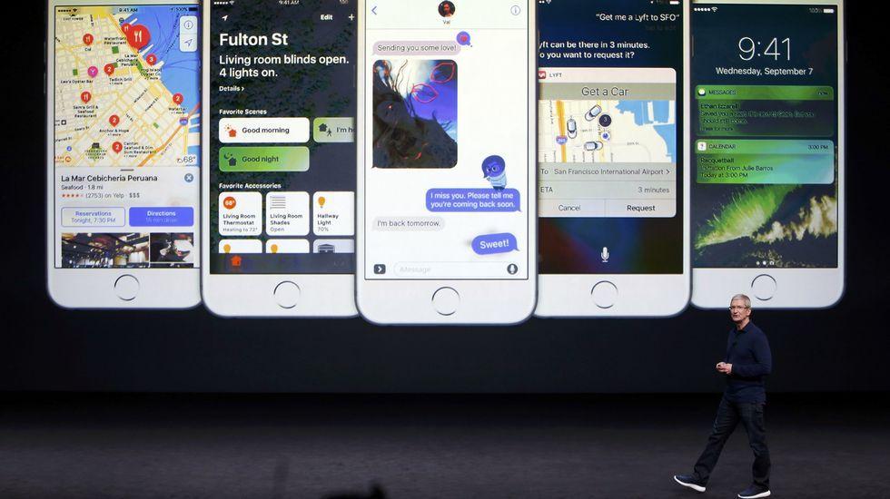 La Keynote de Apple, en imágenes.De Guindos, en la reunión del Ecofin
