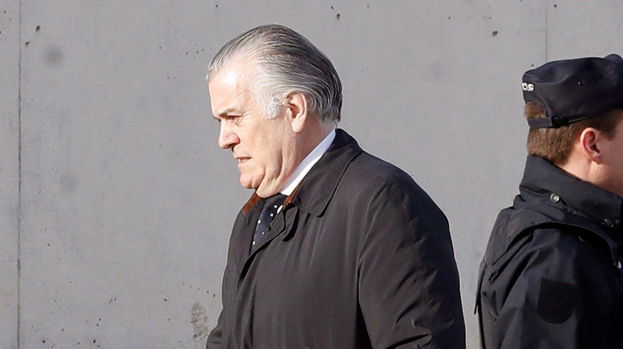 Bárcenas corrobora la confesión de Ricardo Costa de que le avisó sobre la preparación de facturas falsas.