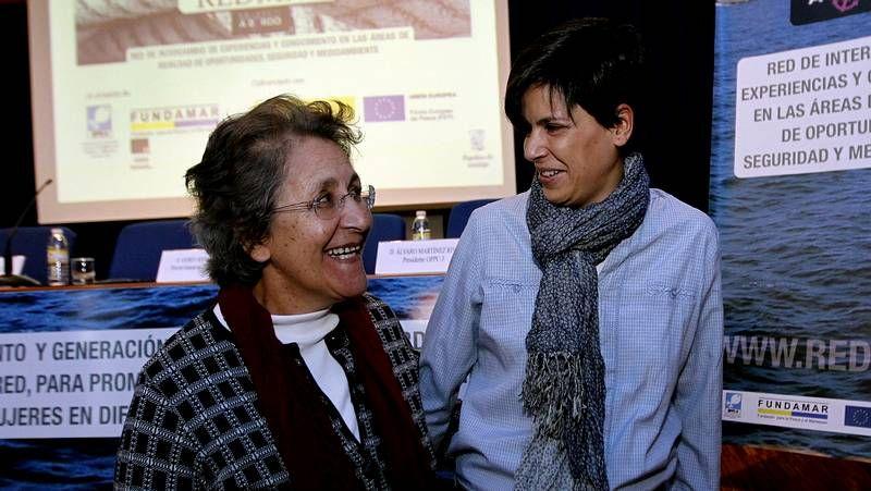España - Italia, la previa.María José Cazorla, directora de Jorge Juan de Xuvia.