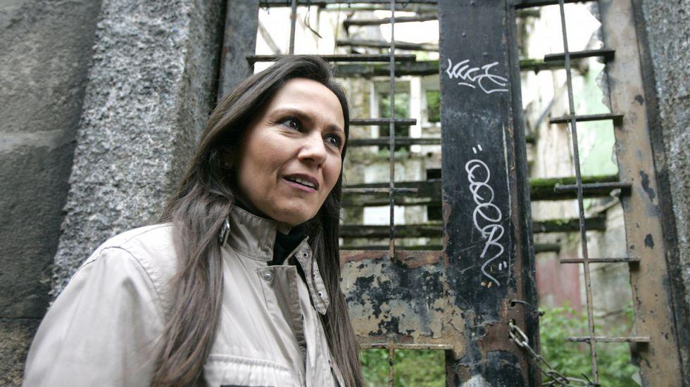 María José Bravo Bosch, delegada de la Xunta en Vigo