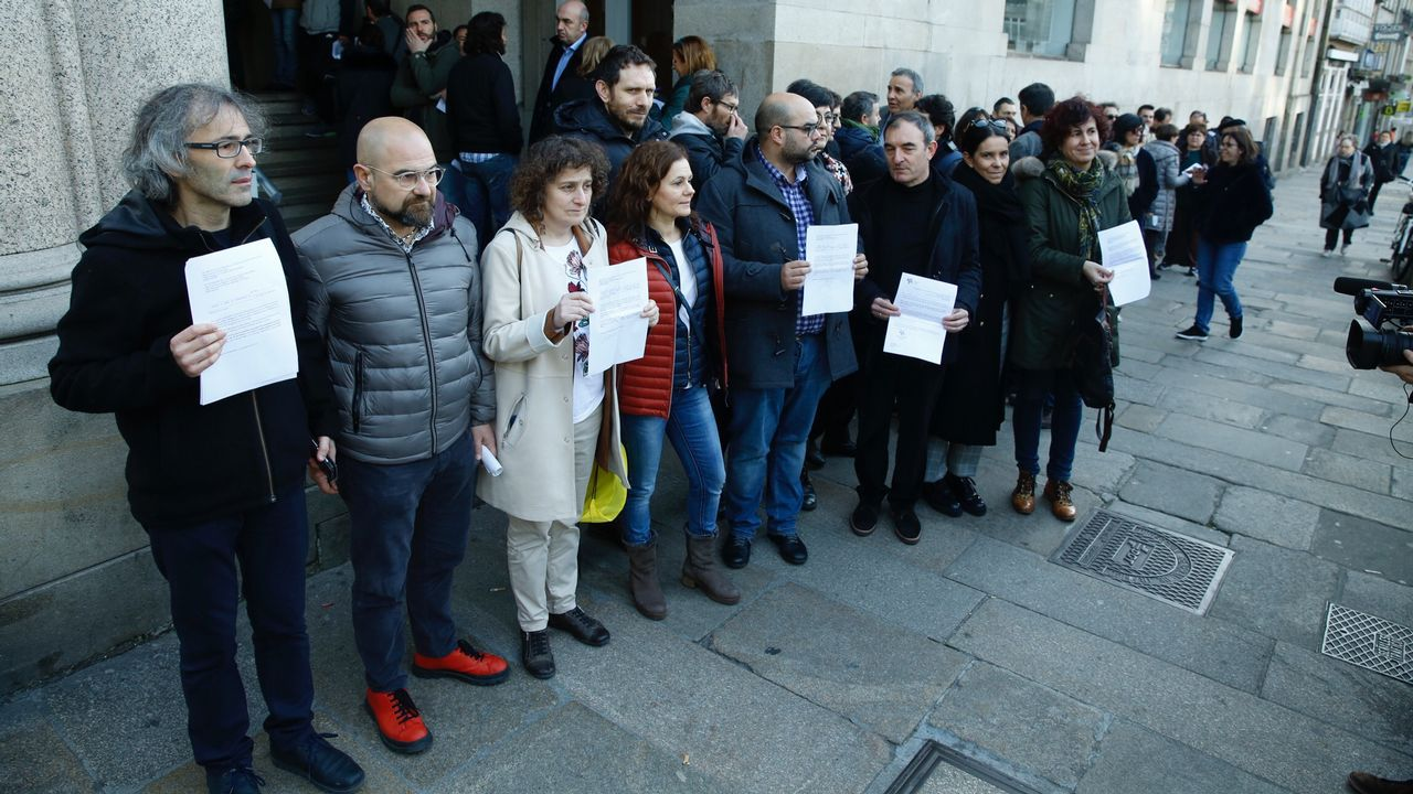 ¡Así es la primera Semana Santa de Santiago con declaración de interés turístico gallego!