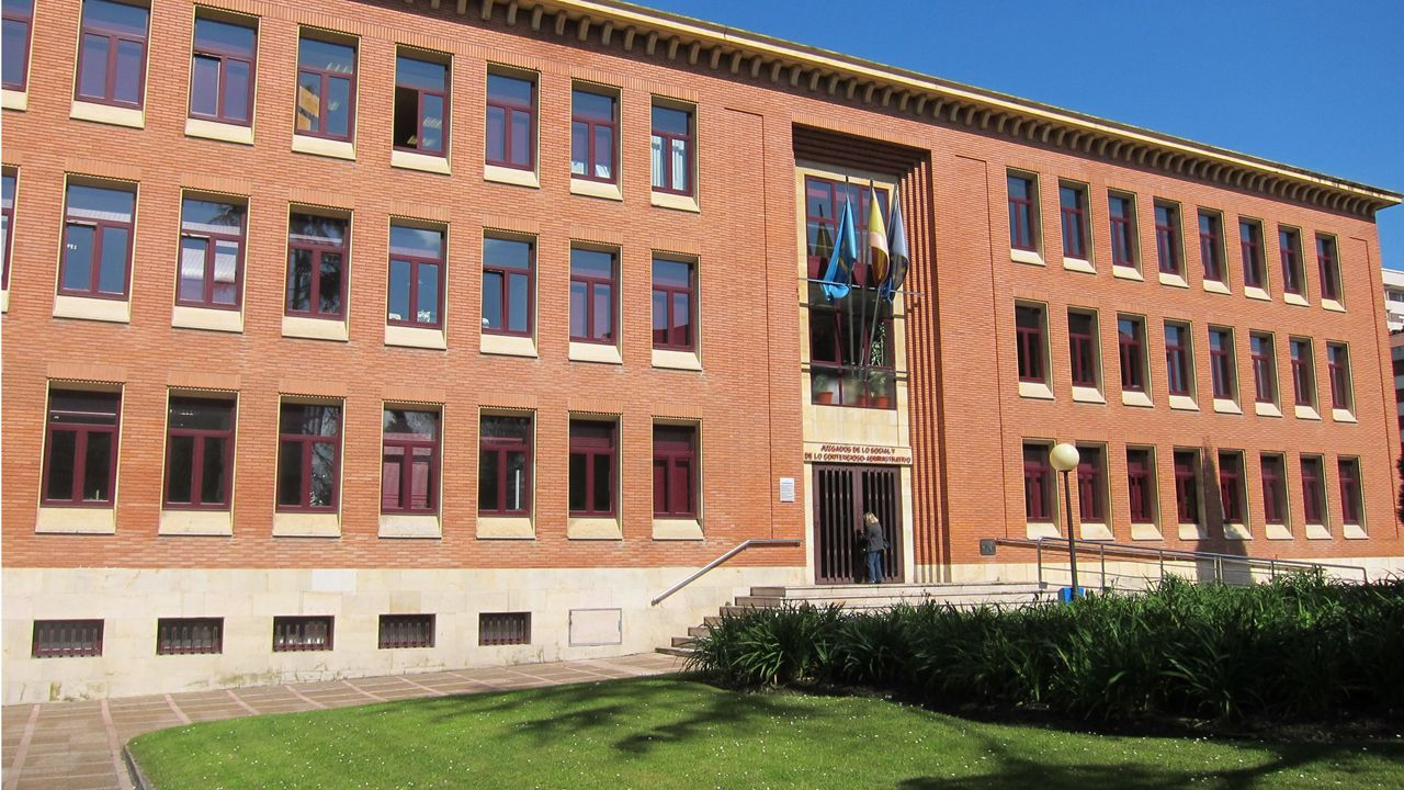 Juzgado de lo social y de lo contencioso administrativo de Oviedo