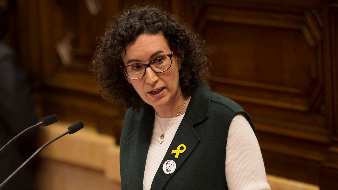 Puigdemont se reunió ayer con diputados de su partido