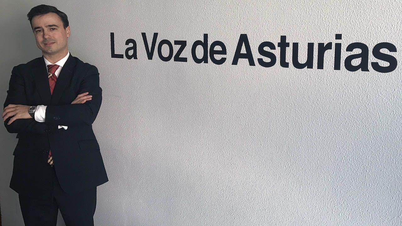 Alejandro Díaz, propietario del Grupo Baldajos.Alejandro Díaz, propietario del Grupo Baldajos
