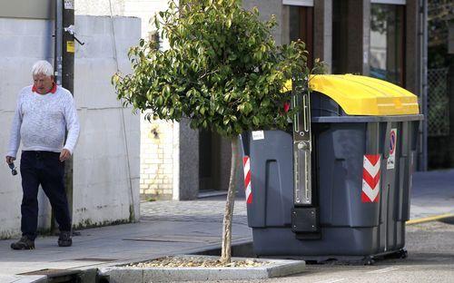 «Esto es un atentado, una venganza pobre».camión basuras Coruña