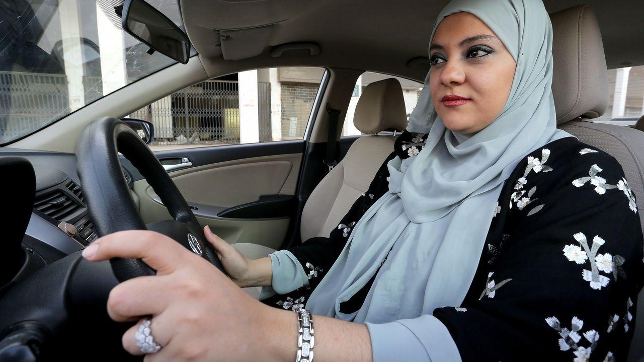 Día histórico para las mujeres en Arabia Saudi.