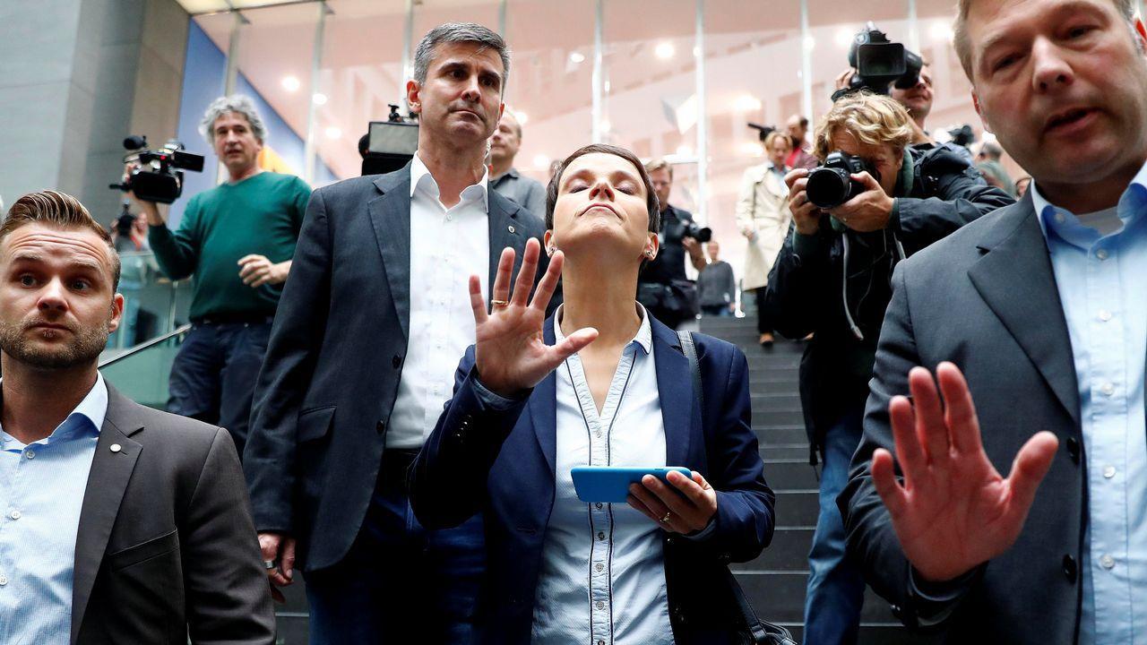 Celeste Intriago, presidenta de la Coordinadora Asturiana de ONGD