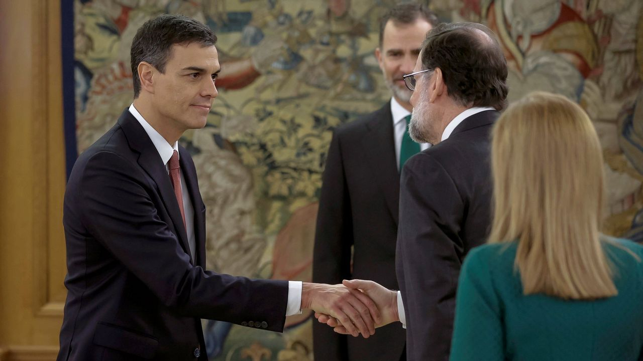 Las caras del equipo de Gobierno de Pedro Sánchez