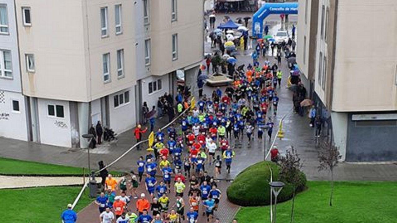 Búscate en la Carrera contra el Cáncer. Corre por Ferrol