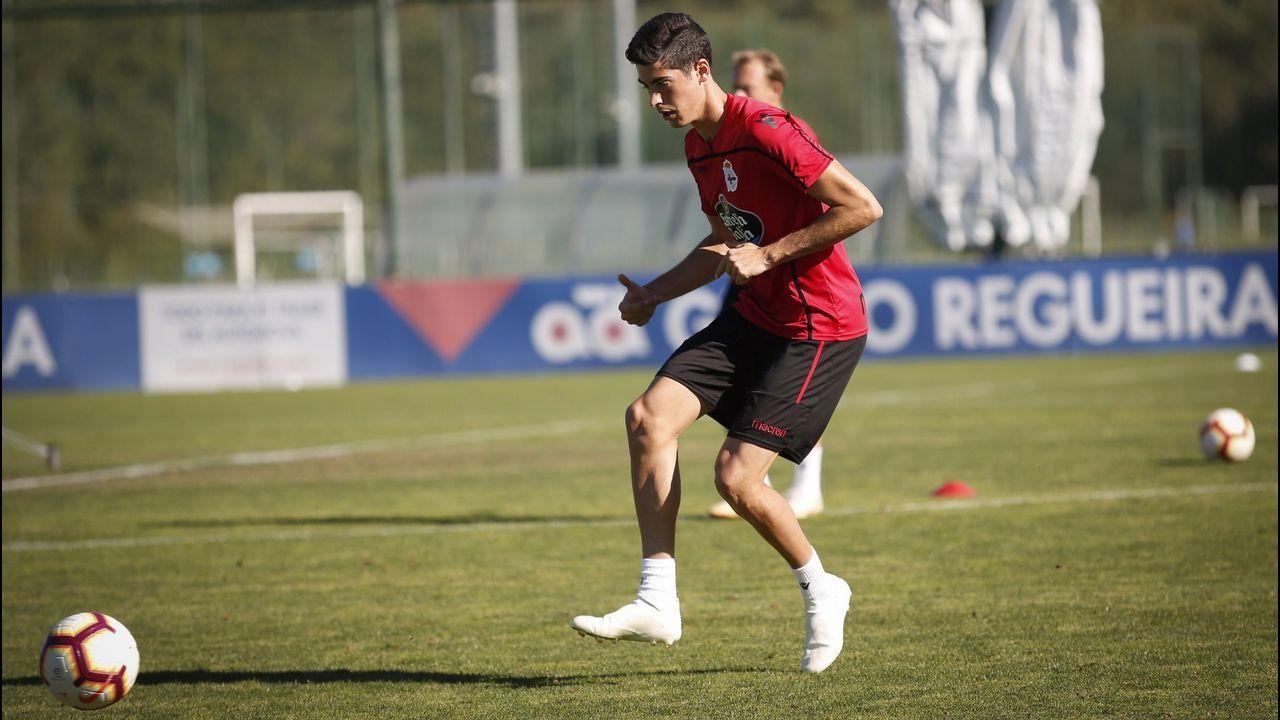 Solo el goleador del Elche Sory Kaba chuta más que Carlos Fernández