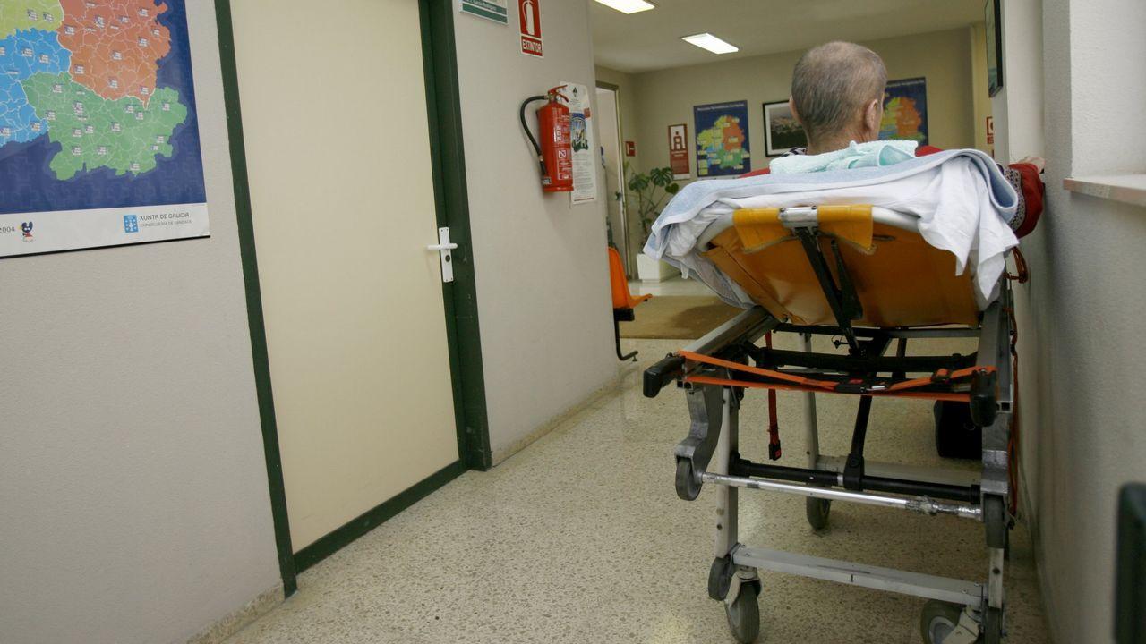 Nuria Gil sufrió magulladuras en todo su cuerpo en el accidente