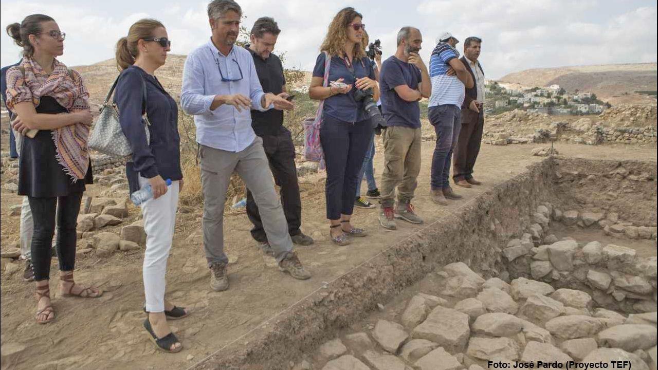 La visita del embajador de Palestina a Rianxo, en imágenes.Alexandra Ocasio-Cortez se presenta a congresista por Nueva York