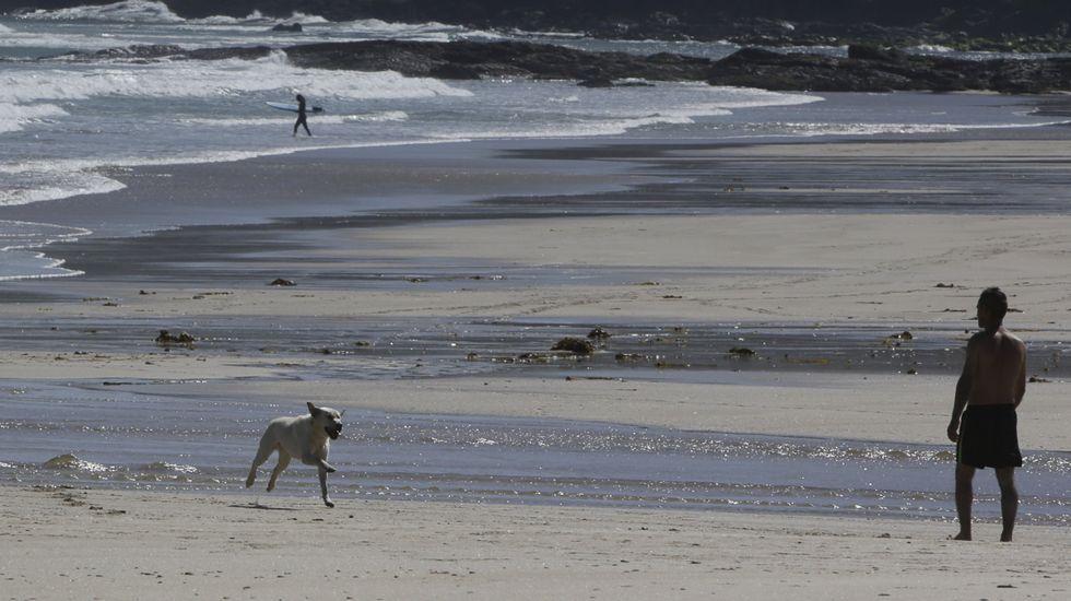 Arteixo. Playa de Barrañan