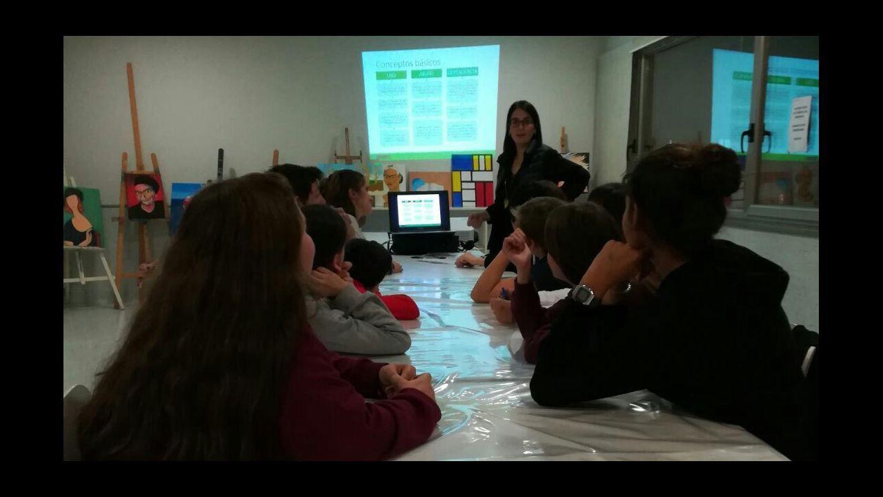 Pintar as noticias (a partir delas) é unha posible actividade para traballar a noticia na aula