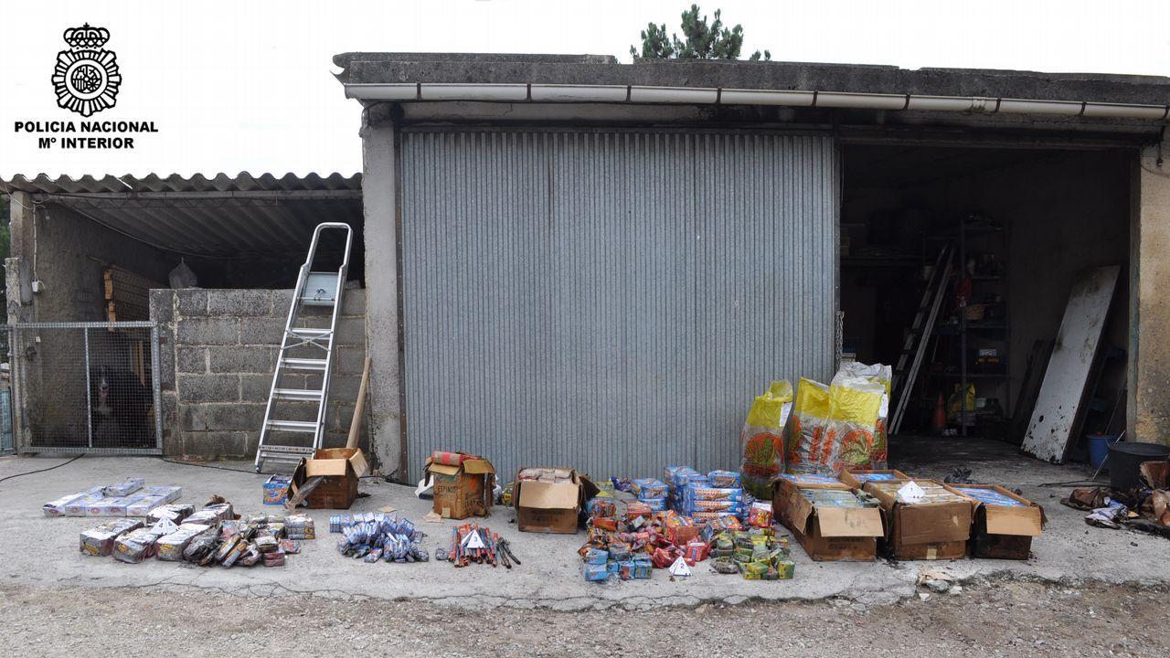 Los feriantes de Vigo, indignados por no poder abrir sus puestos