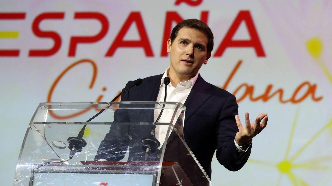 Ciudadanos crea una plataforma civil para defender la unidad de España