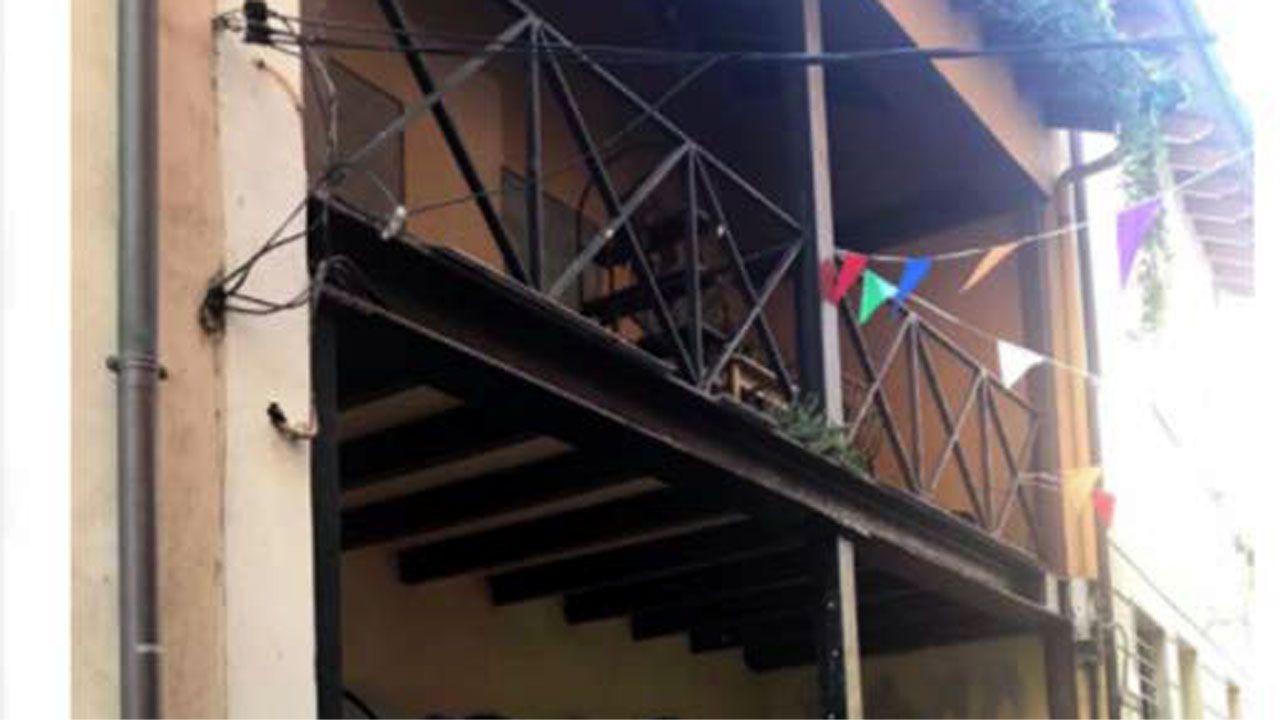 Vivienda propiedad de Emvisa en la calle de la Soledad