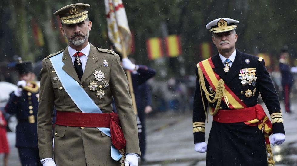 Los portavoces parlamentarios del PSOE, Antonio Hernando; y del PP, Rafael Hernando
