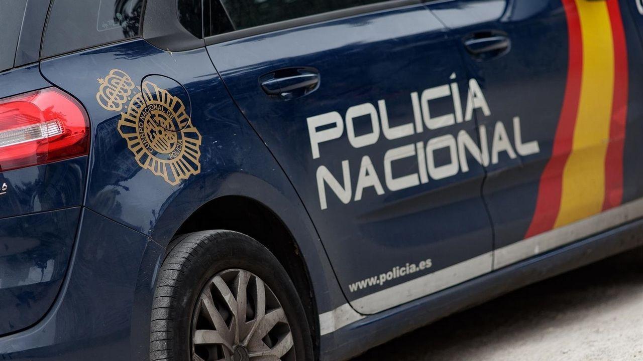 Cae una red que introducía pasta de coca por Marín para procesarla en un laboratorio en Valencia.Feli Soria, en su despacho de la Oficina de Políticas de Igualdad del Ayuntamiento de Gijón
