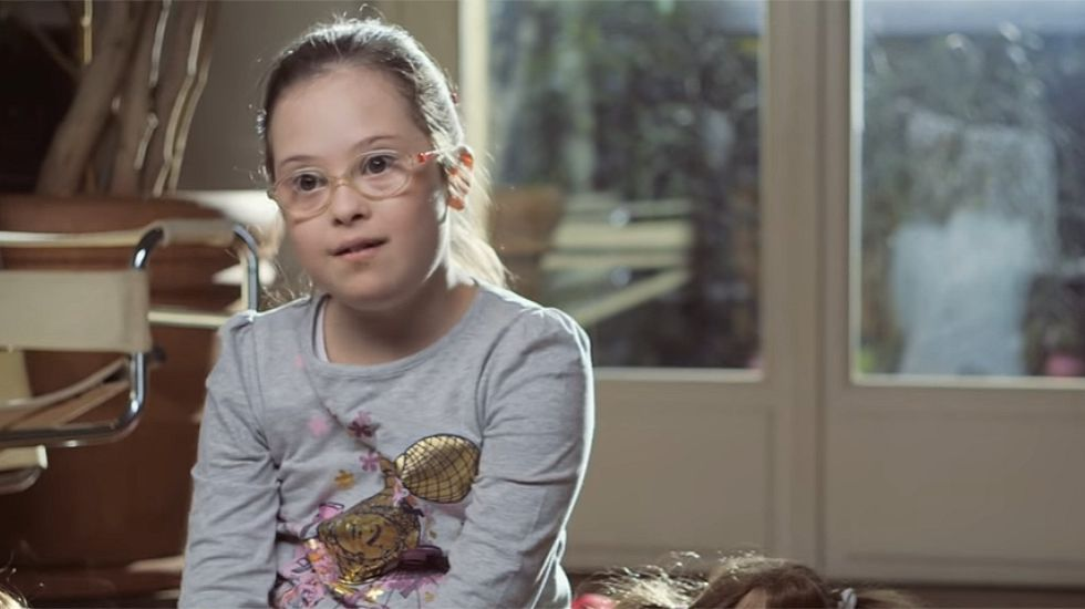 «Querida futura mamá», la campaña sobre Síndrome de Down vetada en Francia.