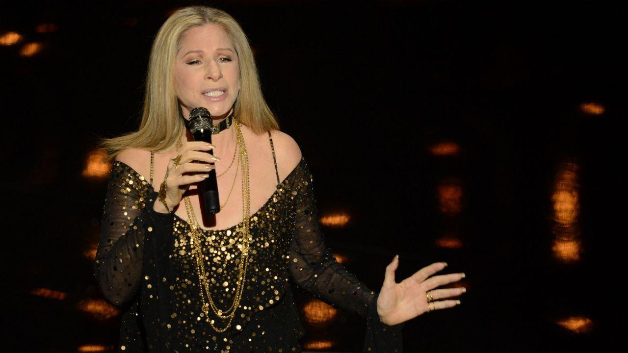 Claire Foy durante la presentación en Venecia de «First Man»