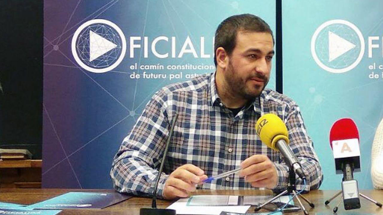 Inaciu Galán, de Iniciativa Pol Asturianu
