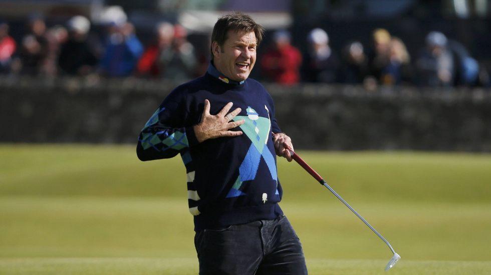 El golfista británico Nick Faldo, vencedor de seis torneo de Gran Slam, también es propietario de una sociedad de las Islas Vírgenes Británicas