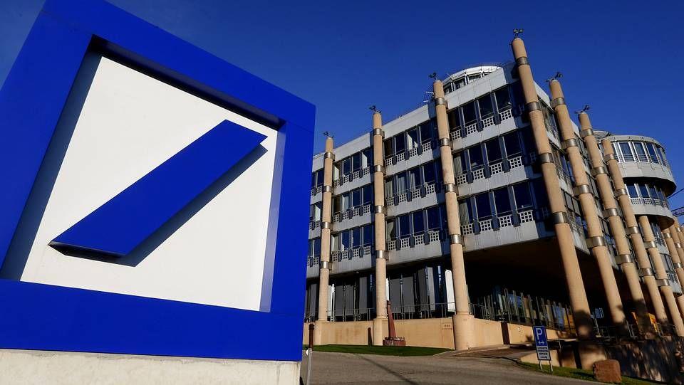 Sede del Deutsche Bank en Luxemburgo